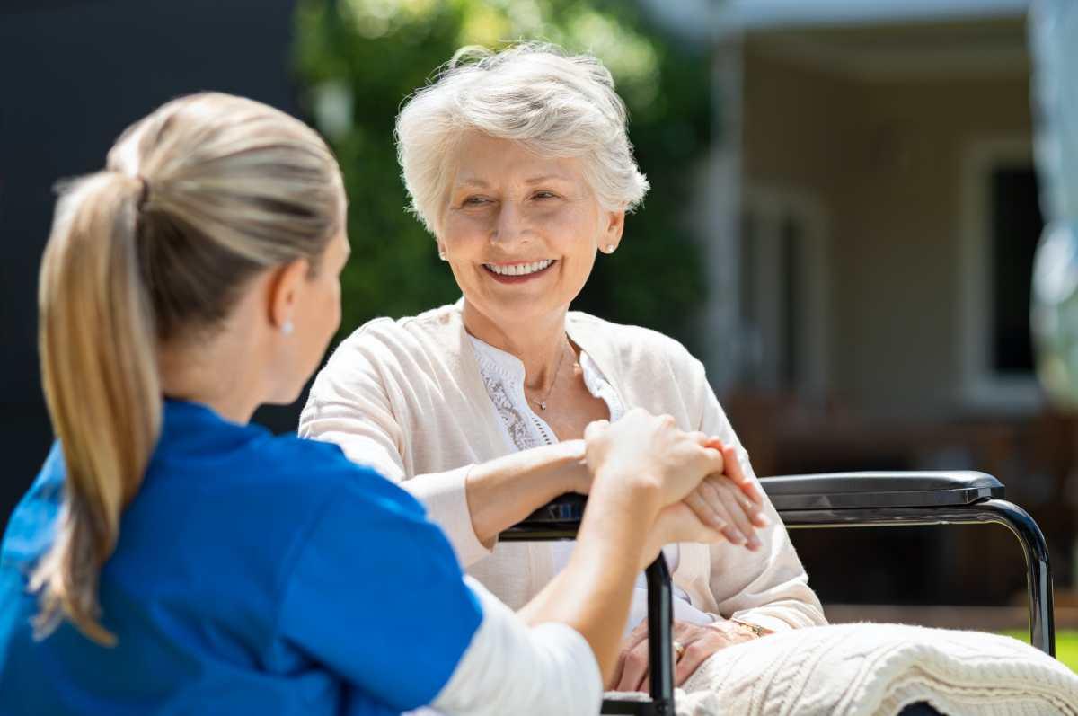 Nutrición en geriatría