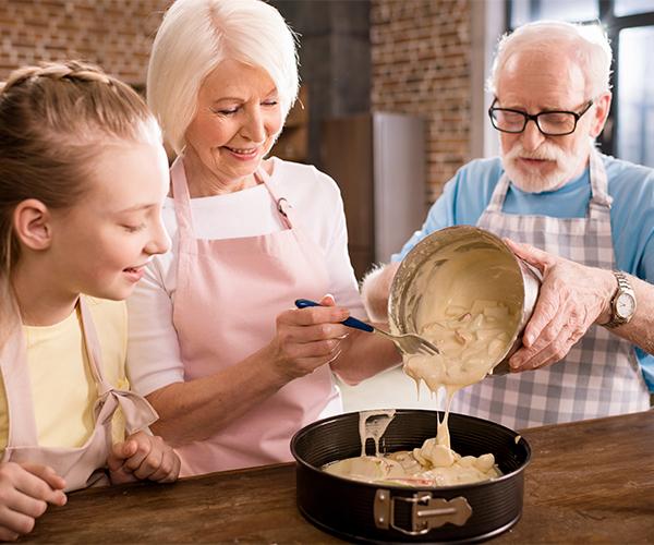 disfagia nerviosa en gente mayor