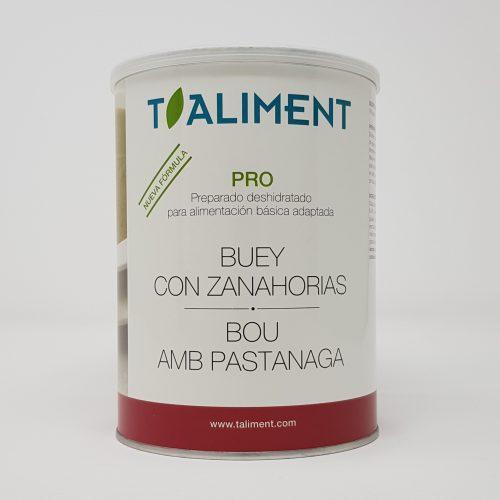 Pro Buey+Zanahoria 750 g