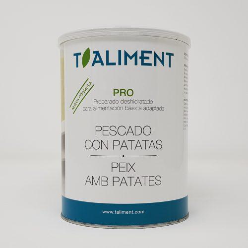 Pro Pescado+Patatas 750 g