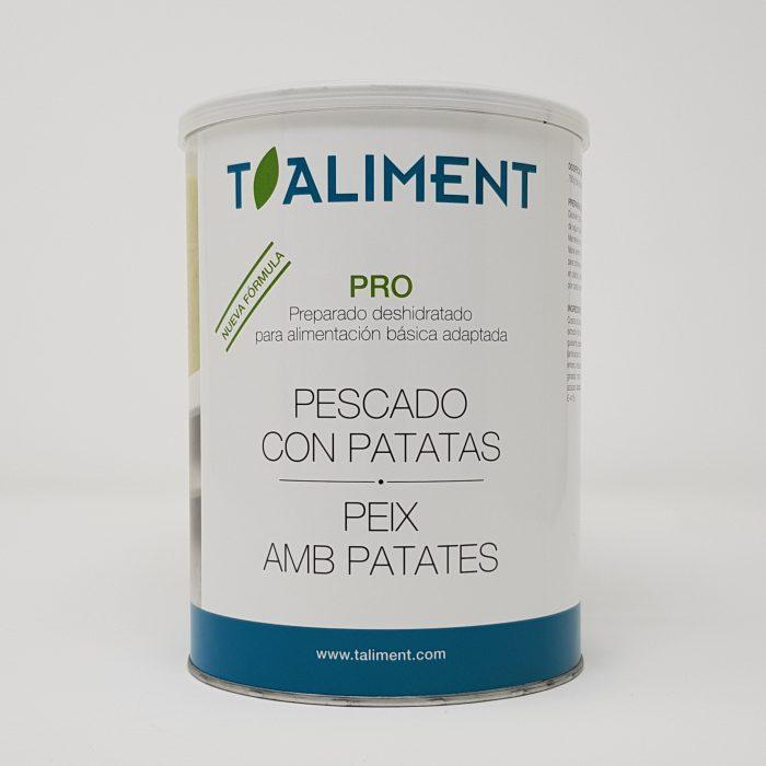 PRO Pescado con Patatas