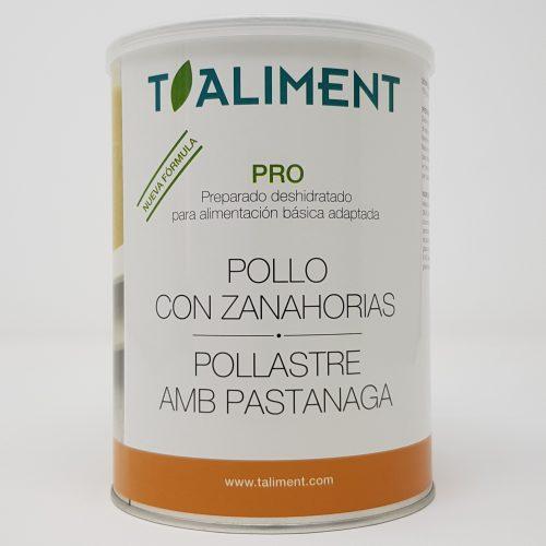 Pro Pollo+Zanahorias