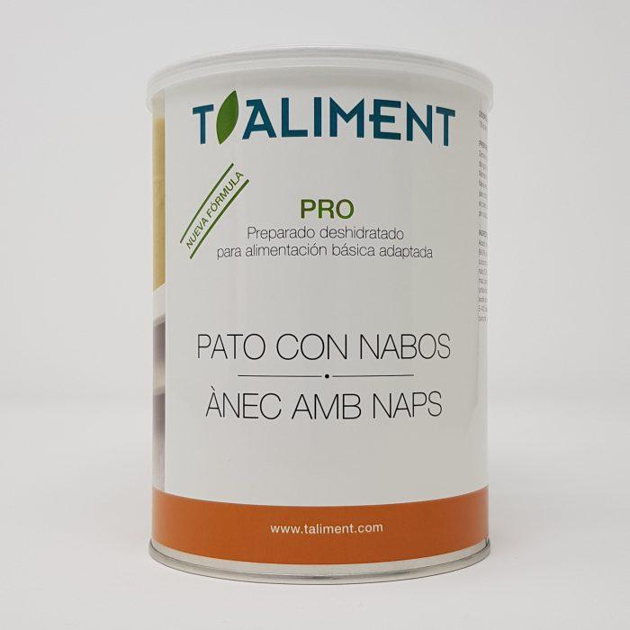 PRO Pato con Nabos