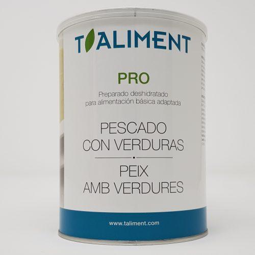 Pro Pescado+Verduras 750 g