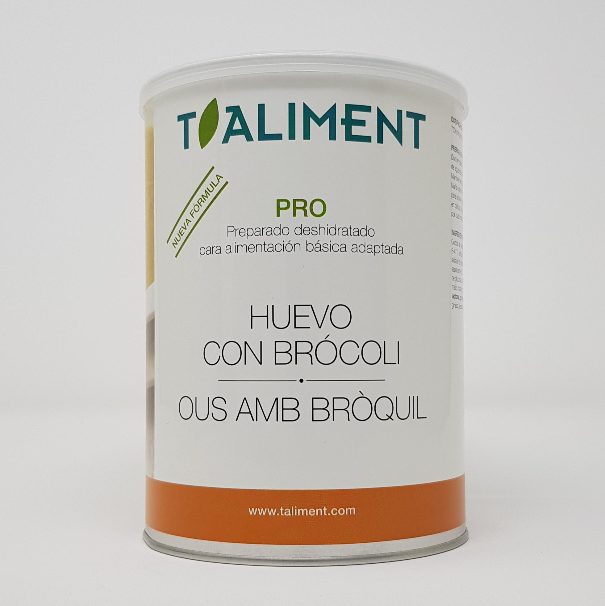 PRO Huevo con Brócoli