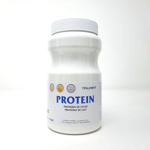 Cod. 25740 T.Aliment Proteina de llet pot 350 g