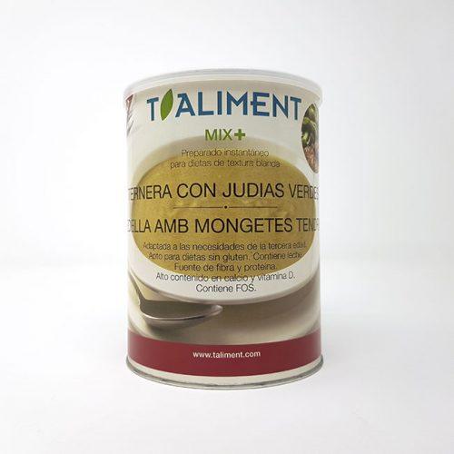 Cod. 26150 T.Aliment MIXPLUS VedellaMongetes tendres 600g