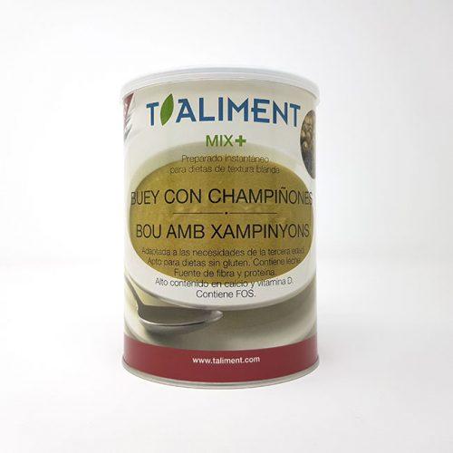 Cod. 26160 T.Aliment MIXPLUS BouXampinyons 600g