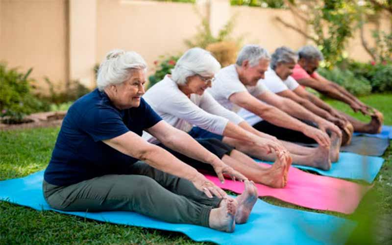 Una bona alimentació i exercici, són salut