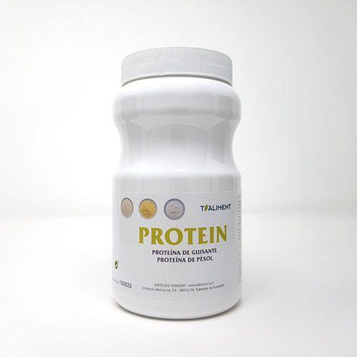 Cod. 25980 T.Aliment Proteina de pesol pot 500 g