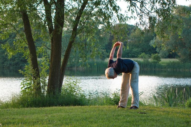 exercicis per a la gent gran